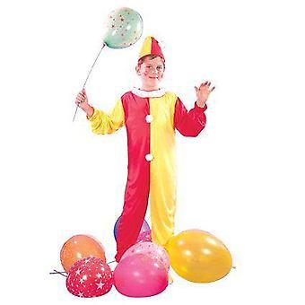 Kids Clown Costume, Large.