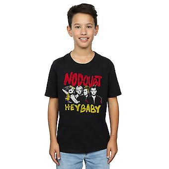 Ohne Zweifel Baby jungen he-t-Shirt