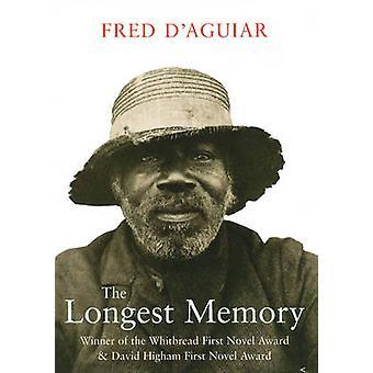الذاكرة أطول من فريد دعجويار-كتاب 9780099462217