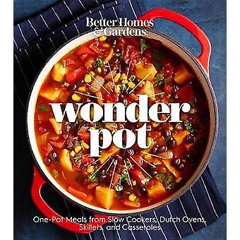 Bättre bostäder och trädgårdar undrar Pot - One-Pot måltider från långsam spisar