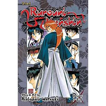 Rurouni Kenshin (3-in-1-Edition) - Vol. 3 - beinhaltet Vols. 7-8 & 9 b