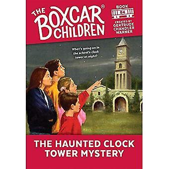 Hemsökta Clock Tower mysteriet (Boxcar barn)