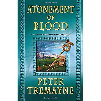 Atonement of Blood: A Mystery of Ancient Ireland (Mysteries of Ancient Ireland Featuring Sister Fidelma of Cas)