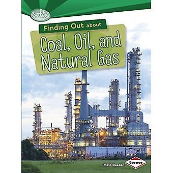Finding Out about Coal, Oil, and Natural Gas (Searchlight Books What Are Energy Sources?)