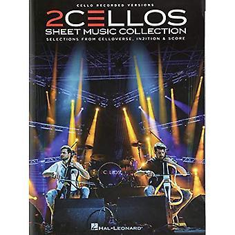2Cellos: nuotit Collection - valinnat Celloverse, In2ition & Pisteet