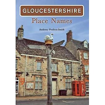 Noms de lieux de Gloucestershire