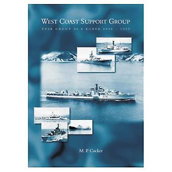 West Coast Support Group: Task Group 96.8, Korea 1950-1953