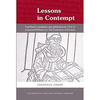 Lessons in Contempt