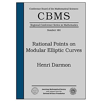 Rational Points on Modular Elliptic Curves