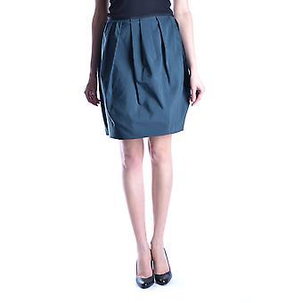 Golden Goose Green Cotton Skirt