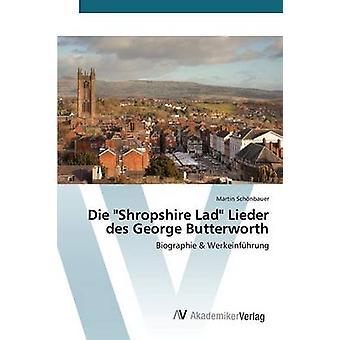 Sterven Shropshire Lad Lieder des George Butterworth door Schnbauer Martin