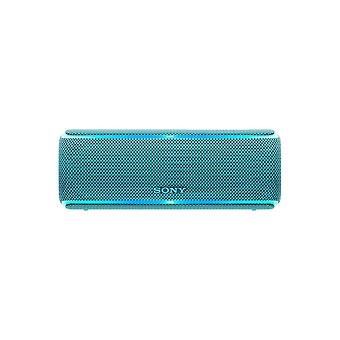 Sony SRS-XB21 Portable Wireless Waterproof Speaker with Extra Bass and 12-Hour Battery Life - Blue