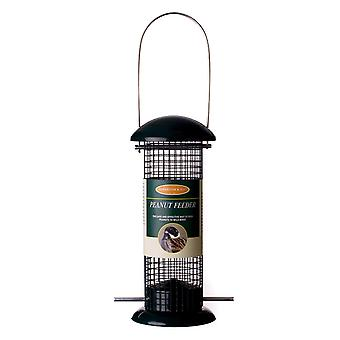 Johnston & Jeff Metal Peanut Bird Feeder