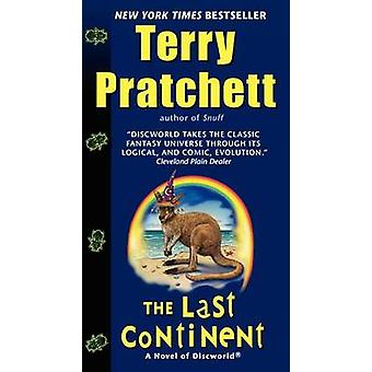 The Last Continent by Terry Pratchett - 9780062280190 Book