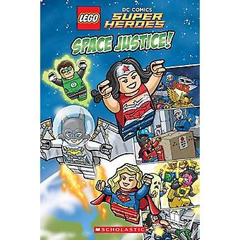 Space Justice! by Scholastic - Various - Trey King - 9780545825566 Bo