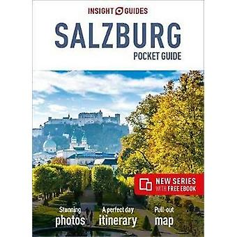Insight Guides Pocket Salzburg by Insight Guides - 9781786717672 Book