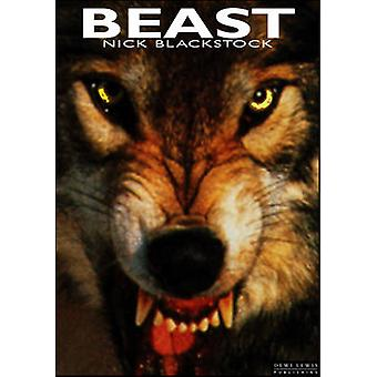 Beast by Nick Blackstock - 9781899235926 Book