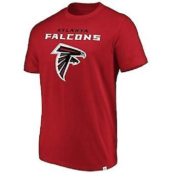 Atlanta Falcons NFL Majestic Men's Flex Logo Tee