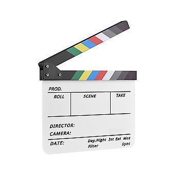 KlappBräda Klappa Film Inspelning med penna - Färg