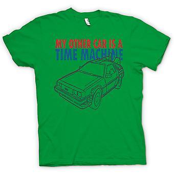 子供の t シャツ - 私の他の車はタイムマシン - おかしい
