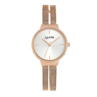 Sophie and Freda Sedona Bracelet Watch - Rose Gold