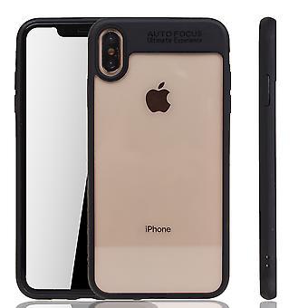 Ultra Slim Case pour Apple iPhone XS Max Phone Case Cover Noir