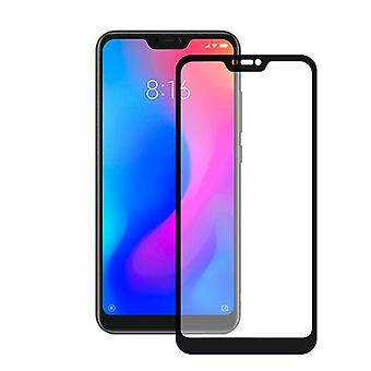 Tempered glass protector film for Pocophone F1 extreme mobile phone 2.5 D