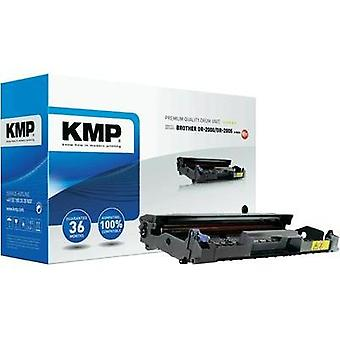 KMP Drum replaced Brother DR-2000, DR-2005 Compatible Black