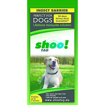Shoo!Tag Bug repellent band - for dogs (mosquito)