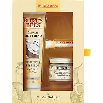 Burt's Bees Nuts About Nature Gift Set