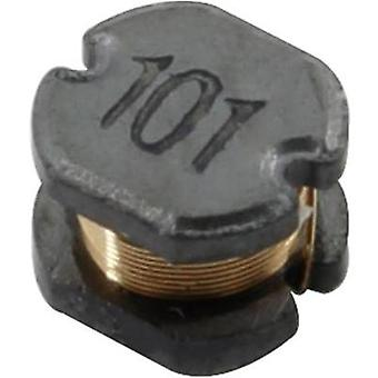 Inductor SMD 100 µH 0.44 A HTOP-4532-101M 1 pc(s)