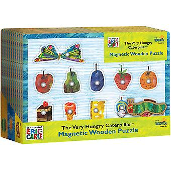 Very Hungry Caterpillar Magnetic Puzzle 11pcs-  BP30140