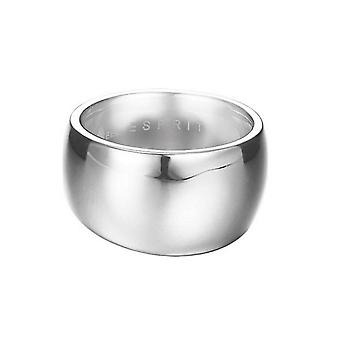 ESPRIT women's ring stainless steel Silver purity ESRG12354A1
