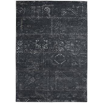 Nødlidende Atlantic dybt Tribal Flatweave tæppe 230 x 330 - Louis De Poortere