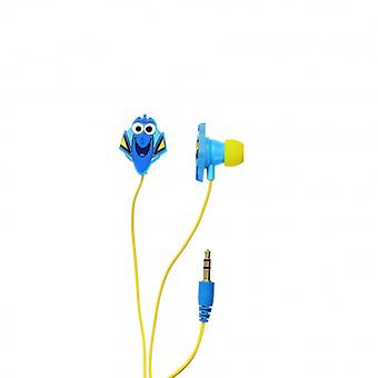 FINDING DORY Headphones In-Ear 85dB parental controls