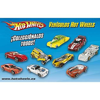 Hot Wheels Car City (Toys , Vehicles And Tracks , Mini Vehicles , Cars)