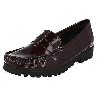Ladies Rieker Loafer Style Shoes 40360