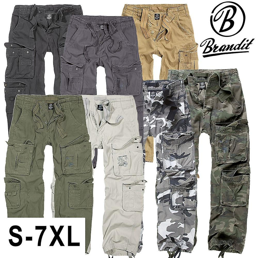 Brandit men security pants pure vintage trouser pants 1003