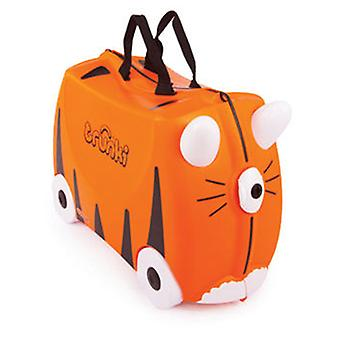 Trunki Tipu Tiger (Home , Storage and organization , Suitcases)