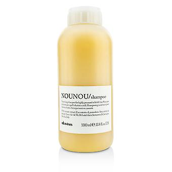 Davines Nounou Nourishing Shampoo (For Highly Processed or Brittle Hair) 1000ml/33.8oz