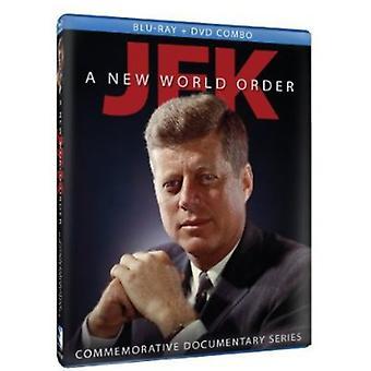 JFK-a import USA New World Order [BLU-RAY]