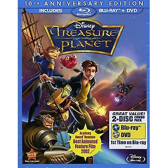 Treasure Planet [BLU-RAY] USA import