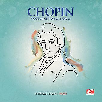 F. Chopin - importazione USA Nocturnes 1 & 2 Op 27 [CD]