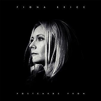 Fiona Brice - postkort fra [Vinyl] USA import
