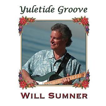 Will Sumner - Yuletide Groove [CD] USA import