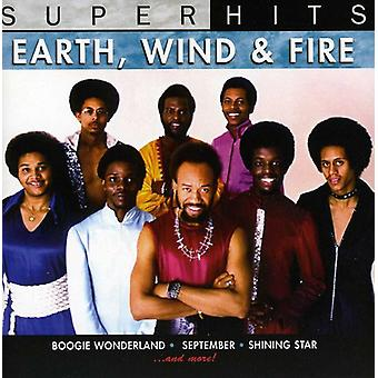 Earth Wind Fire & - Super Hits [CD] USA import