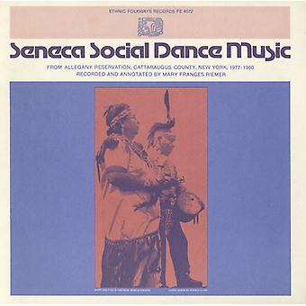 Seneca Social Dance Music - Seneca Social dansmusik [CD] USA import