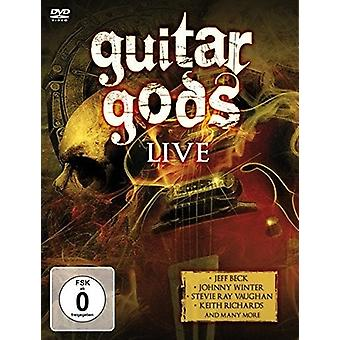 Guitar guder - Guitar guder [DVD] USA importerer