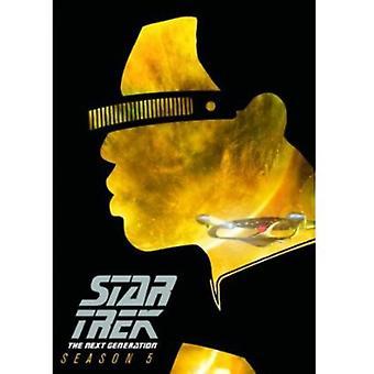 Star Trek Next Generation - Star Trek Next Generation: importation USA saison 5 [DVD]