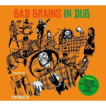 Bad Brains i Dub - udført af Kein Hass Da [CD] USA import